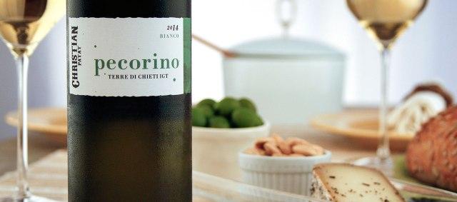 pecorino bottle shot