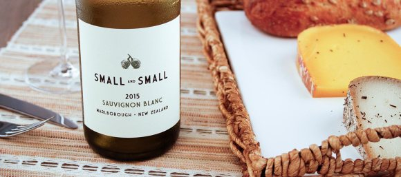 small and small sauvignon blanc beauty shot